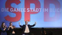 Allemagne: En pleine crise, la droite d'Angela Merkel sanctionnée à Hambourg