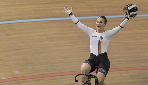 Radsport: Bahnrad-WM: Vogel führt BDR-Aufgebot an