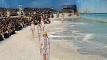 Chanel's most spectacular Fashion Week catwalks in pictures