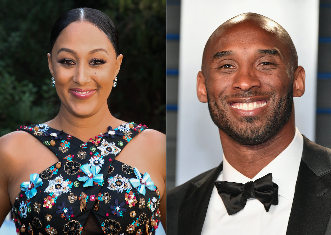 Tamera Mowry-Housley recalls Kobe Bryant's guest appearance on 'Sister, Sister': 'I'll never forget his kindness'