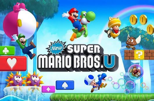 Pro Controller support coming to New Super Mario Bros. U (in Japan)