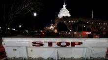 Government shutdown begins
