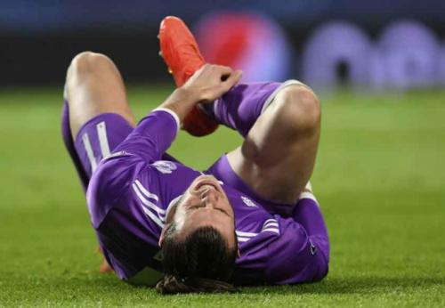 Bale é confirmado como baixa e não enfrenta o Bayern