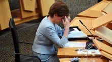 Nicola Sturgeon admits failure over Scottish drugs crisis