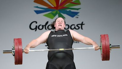 Trans weightlifter at Olympics sparks debate