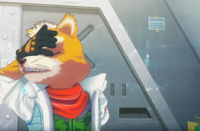 Nintendo teases 'Star Fox Zero: The Battle Begins' animated film