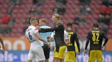Dortmunder Rückfall - und was ist mit Haaland los?