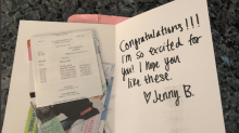 Who is Jenny B? Letters mailed to unsuspecting women are raising concerns