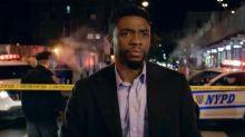 Chadwick Boseman is 'the guy who kills cop killers' in first '21 Bridges'trailer