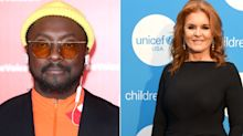 Will.i.am reveals unlikely musical collaboration with Sarah Ferguson