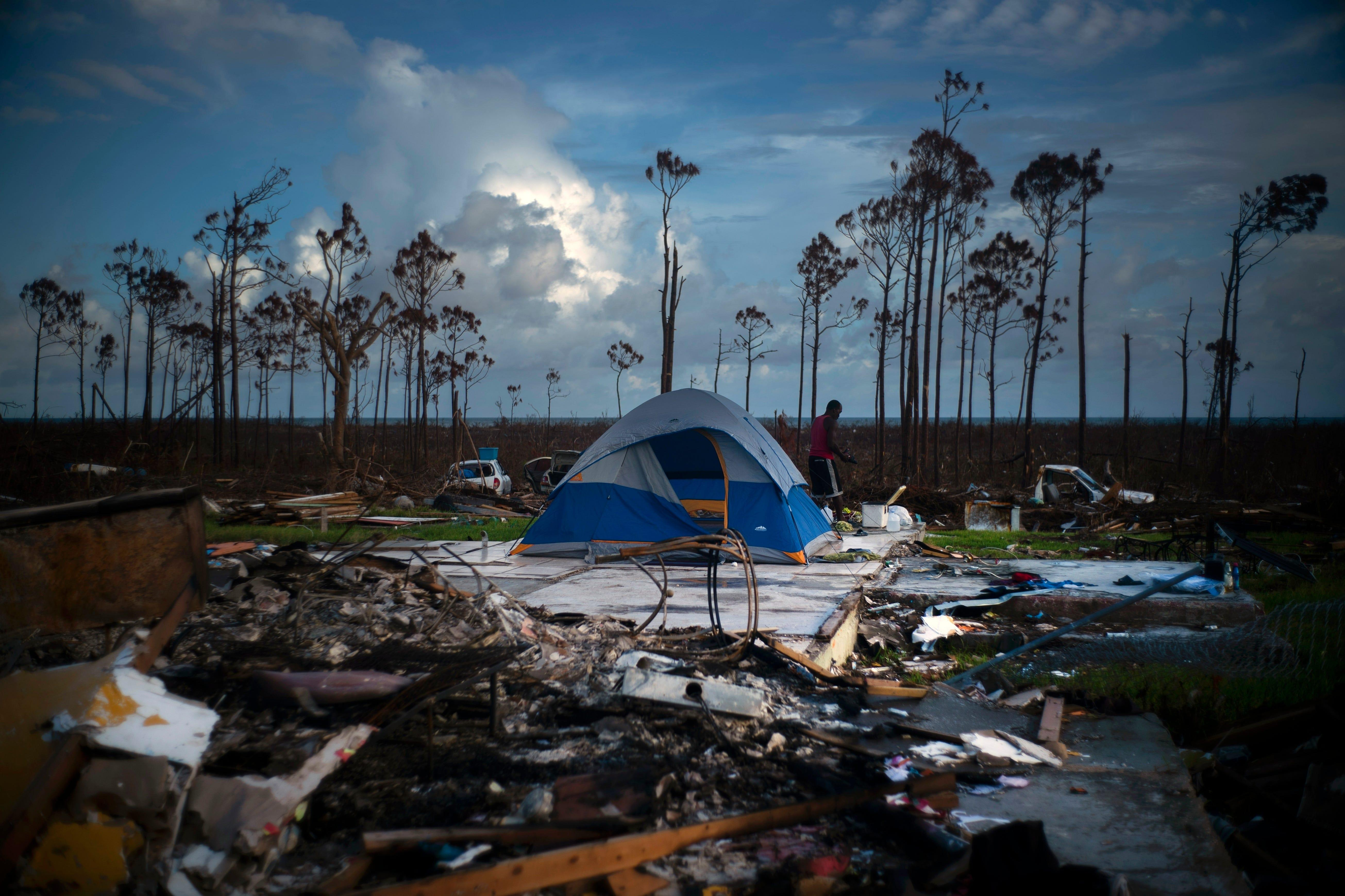Don't let your guard down: Hurricane season 2019 has hit some records. And it's not over yet