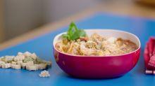 Best Bites: Weeknight meals minestrone with dinosaur noodles