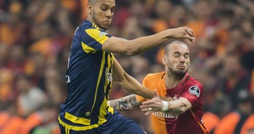 Foot - Turquie - Wesley Sneijder résilie son contrat avec Galatasaray