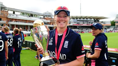 "England women's cricket star Anya Shrubsole on World Cup success: ""It can only get better from here"""