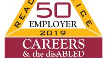 For the Fifth Consecutive Year, Aramark Named a Top 50 Employer for People with Disabilities