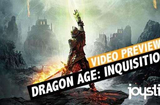 Video preview: Nobody expects the Dragon Age: Inquisition