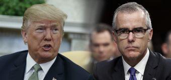 Ex-FBI deputy kept personal memos about Trump