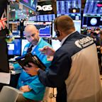 Stocks plunge, Dow sheds more than 500 points