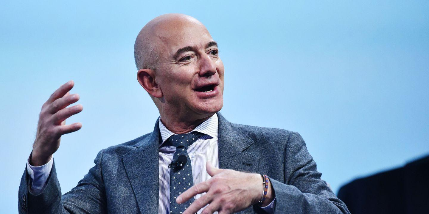 Jeff Bezos and His Brother Are Going to Space