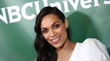 Rosario Dawson responds to 'Mandalorian' fans over anti-trans lawsuit controversy
