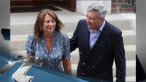 Catherine, Duchess of Cambridge News Pop: Royal Baby Name? Even Kate Middleton's Parents Don't Know Yet!