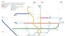 LIVE: Ontario premier's new transit plan unveiled for Toronto