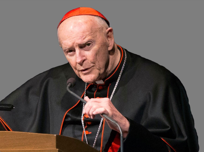 Vatican defrocks former US cardinal McCarrick for sex abuse - Yahoo Finance image