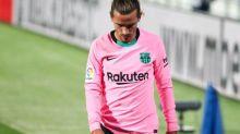 Foot - ESP - Barça - Barça: la presse catalane se paye Antoine Griezmann et Ousmane Dembélé