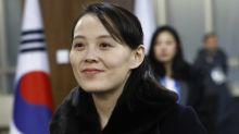 Kim Yo Jong, little sister of Kim Jong Un, was the only woman at the Korean peace talks