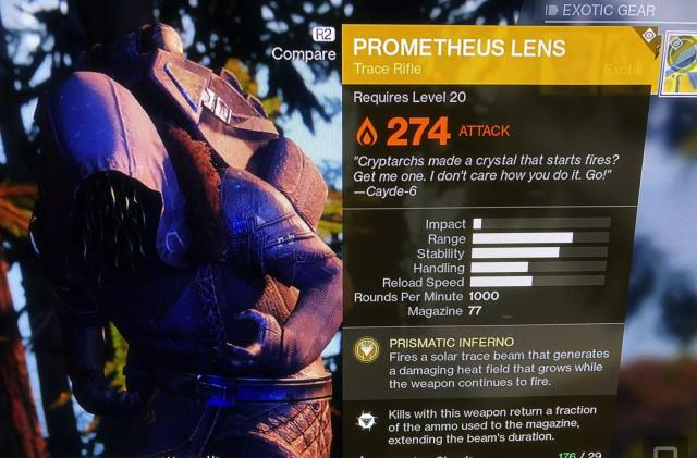 Bungie feeds 'Destiny 2' trolls a ridiculously overpowered gun