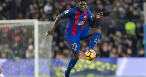 Foot - ESP - Barça - Barcelone : Samuel Umtiti titulaire contre Valence, le Barça en 3-4-3