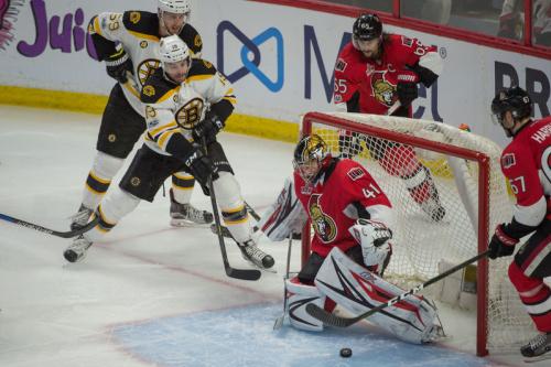 Washington prend l'avantage, Boston surprend Ottawa