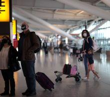 Let children travel under double vaccination holidays scheme, urge Tory MPs