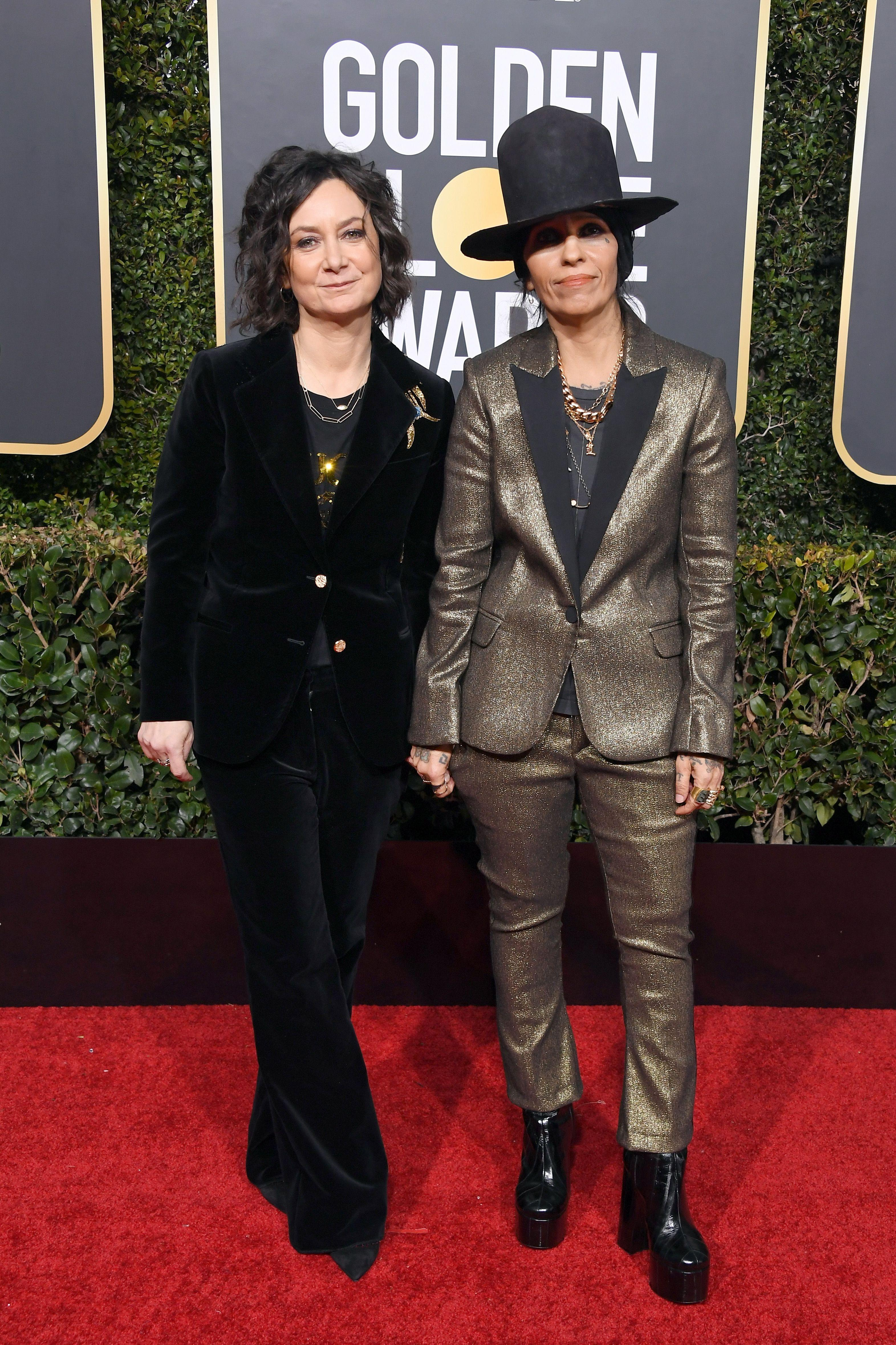 Conners Star Sara Gilbert And Wife Linda Perry File For Separation