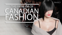 The problem of Canadian fashion