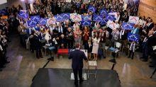 Former cabinet minister Peter MacKay announces Tory leadership bid