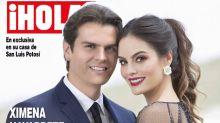 La ex Miss Universo Ximena Navarrete ¡está embarazada!