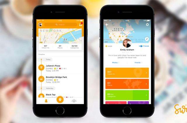 Swarm redesign shows just how much it knows about you