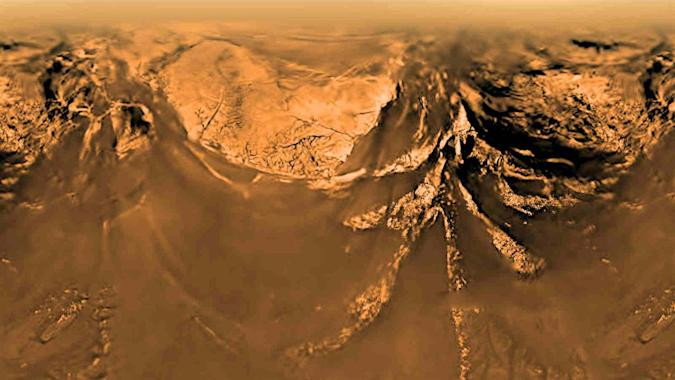 ESA/NASA/JPL/University of Arizona