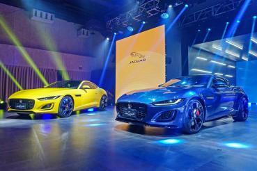 承襲英倫賽道工藝!全新改款Jaguar F-Type售價366萬元起上市