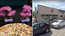 'Love it or hate it': Restaurant's crazy new pizza divides opinion