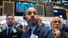 Energy shares rise on higher oil; dollar slips as policy tightening eyed
