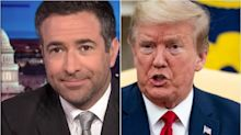MSNBC's Ari Melber Comes Up With Damning New Way To Describe Donald Trump