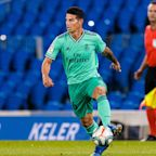 Everton sign James Rodriguez from Real Madrid: 'I'm looking forward to achieving great things here'