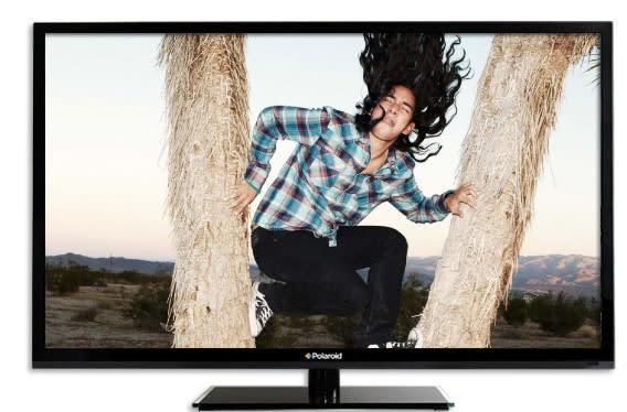 Polaroid debuting $1,000 4K TV at CES