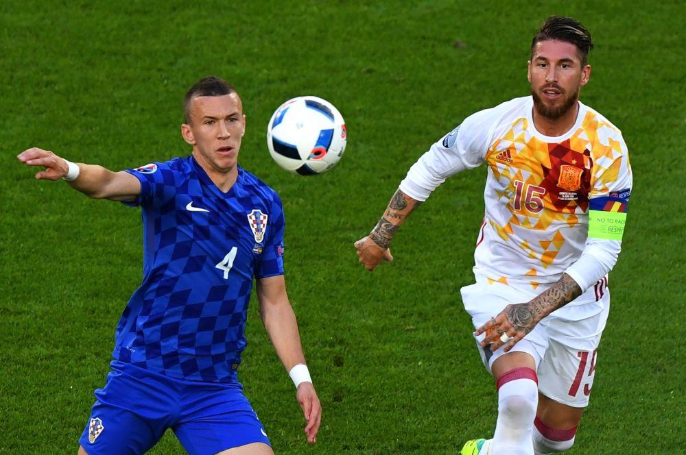 France-Espagne: Sergio Ramos veut tester Mbappé en personne