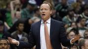 Hawks part ways with coach Mike Budenholzer