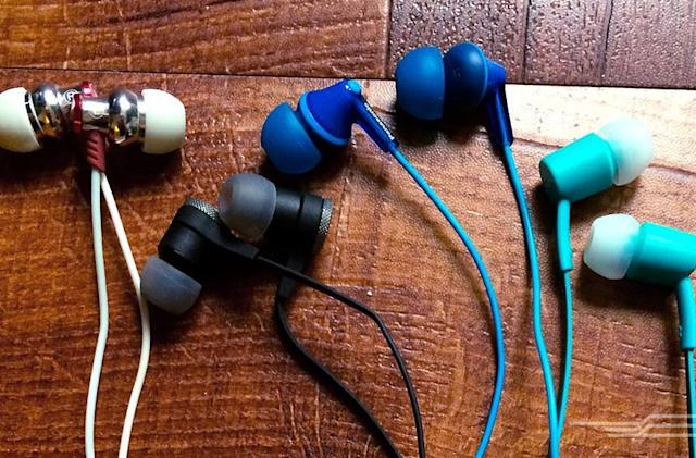 The best in-ear headphones under $40
