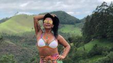 Gretchen reconstrói umbigo e faz lipo polêmica de R$ 20 mil: 'Quero tanquinho'