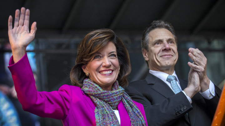 She could become New York's next governor